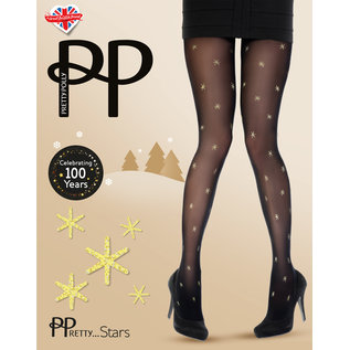 Pretty Polly All Over Star Tights