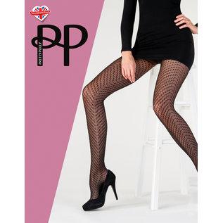 Pretty Polly Pretty Polly Sheer Geo panty