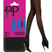 Pretty Polly 40 Den Opaque panty