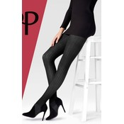 Pretty Polly Pretty Polly Velvet Rib Tights