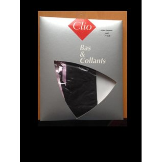 Clio 40D. Opaque Tights with veterbinding in Top