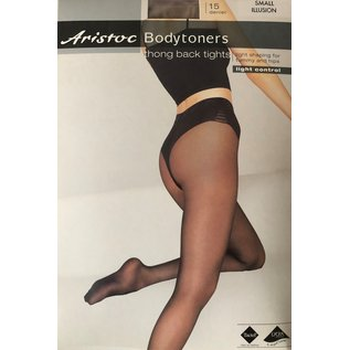 Aristoc  Bodytoners Thong Back Tights