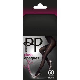 Pretty Polly 60D. Opaque Velvet Microfiber Tights