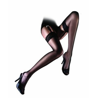 Aristoc 10D. Stockings with Lace Top for waist Belt