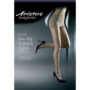 Aristoc 15D. Low Leg Toner Tights