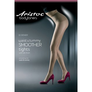 Aristoc 10D. Waist & tummy Smooter Tights