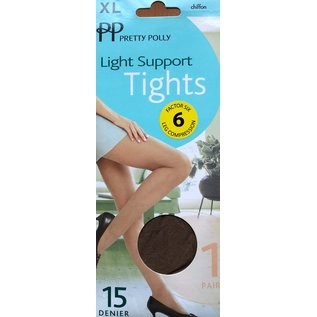 Pretty Polly Pretty Polly 15 denier Light Support Panty