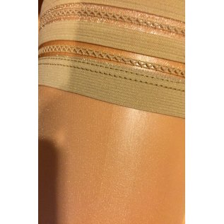 """Pretty Polly 5D. """"Naturals"""" Almost Naked Summer Hold Ups"""