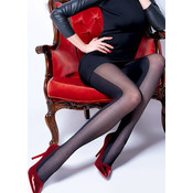 Pretty Polly Catwalk Opaque Tulle Tights