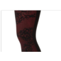 Pretty Polly Pretty Opaque Lace Overlay Tights