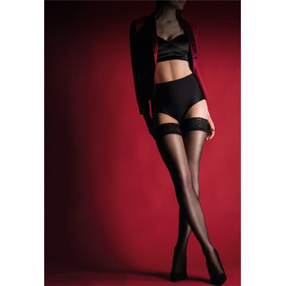 Aristoc Aristoc 10D. Ultra Shine Hold Ups with silk finish