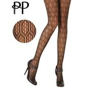 Pretty Polly Fashion Honeycomb Fishnet Tights