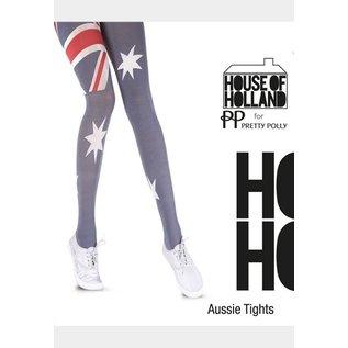 House of Holland Australian Flag Tights
