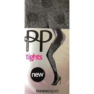 Pretty Polly Fashion Spot Opaque Tights