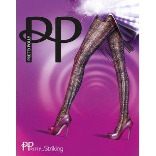 Pretty Polly Pretty Striking Laddered Tights