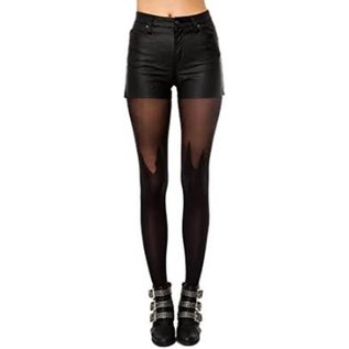 House of Holland House of Holland Spike Mock Hold Up Tights