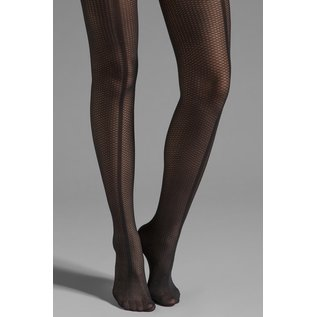 Pretty Polly Panelled Mesh Tights