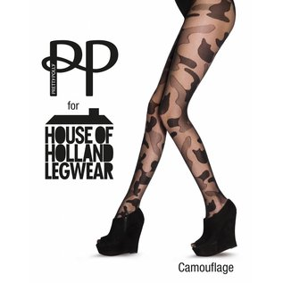 House of Holland House of Holland Camouflage Tights