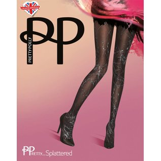 Pretty Polly Pretty Polly Paint Splatter Tights