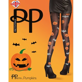 Pretty Polly Halloween Pumpkins panty
