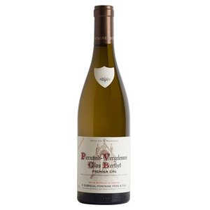 Dubreuil-Fontaine Pernand-Vergelesses, 1er Cru Clos Berthet Blanc 2015