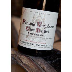 """Dubreuil-Fontaine Pernand-Vergelesses, 1er Cru """"Clos Berthet"""" Rouge 2014"""