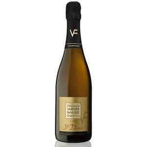 Champagne Varnier Fanniere Grand Cru, Cuvee St Denies Brut