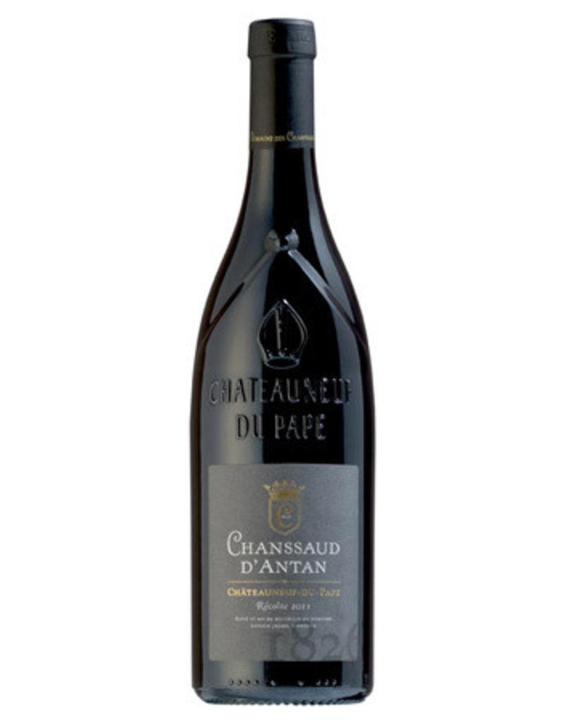 Domaine des Chanssaud  Domaine des Chanssaud, Chateauneuf-du-Pape, Cuvee d'Antan Vieilles Vignes 2012