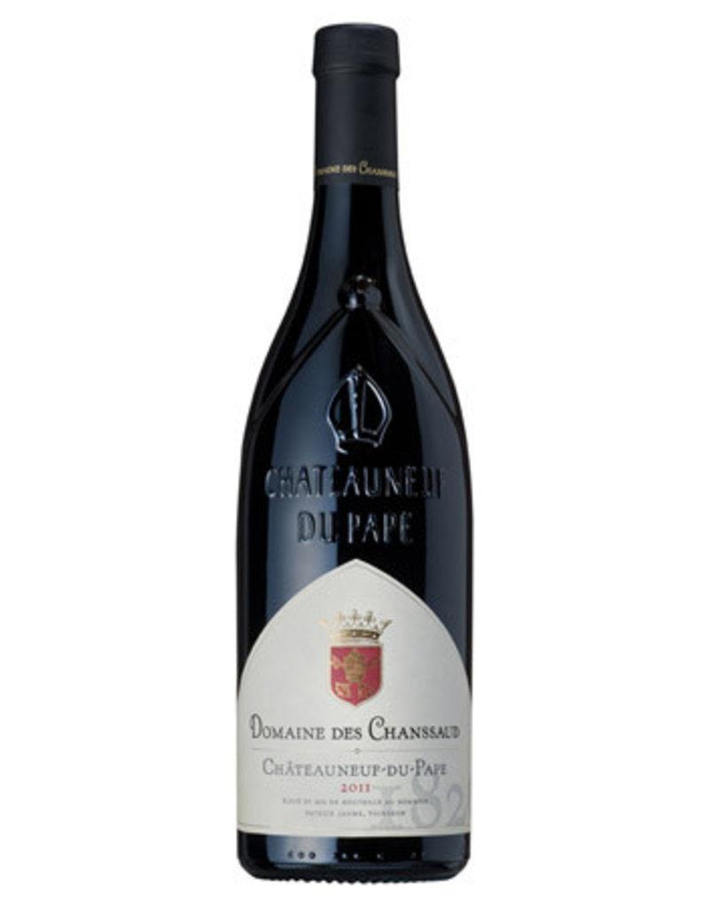 Domaine des Chanssaud  Chateauneuf-du-Pape 2018 half bottle (375ml)