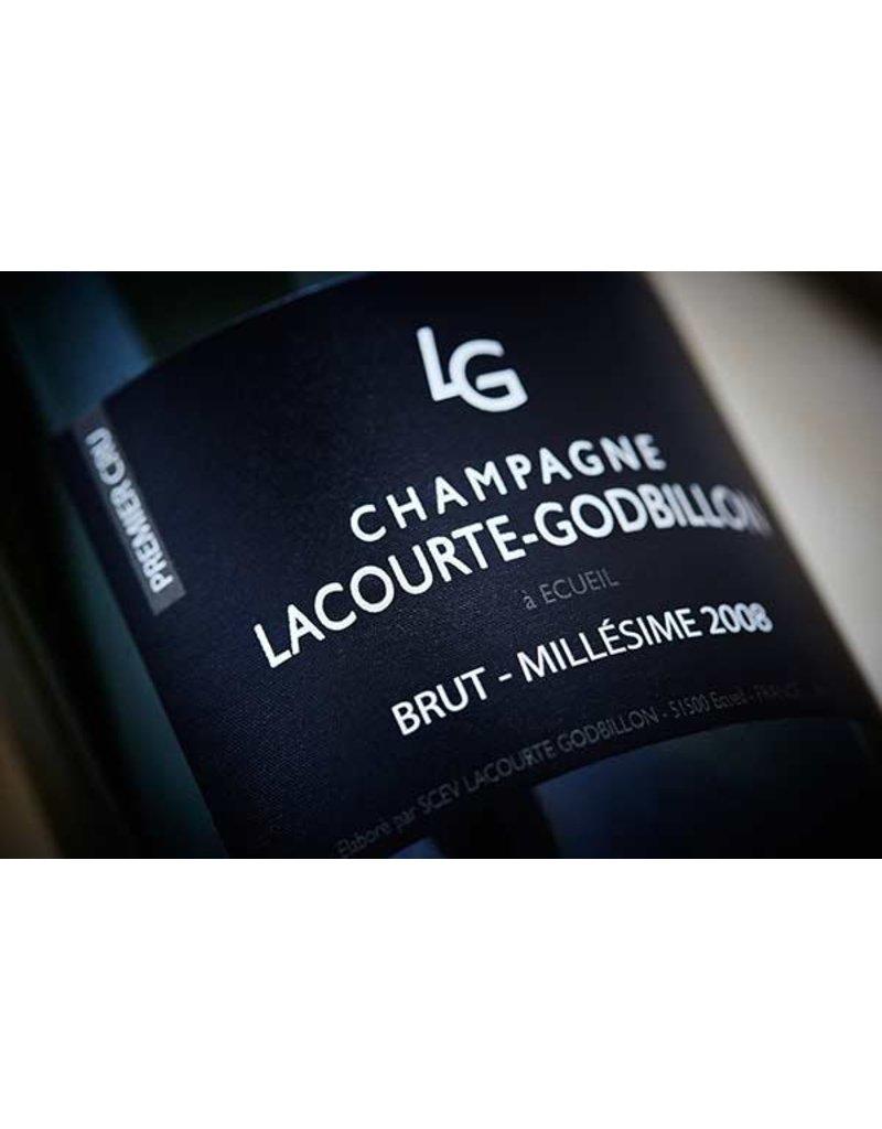 Lacourte-Godbillon, Champagne Champagne Lacourte-Godbillon, Millésime 2009