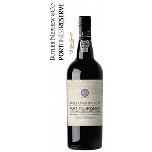 Christies Port Wine  Butler Nephew & Co, Finest Reserve port