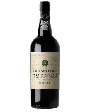 Christies Port Wine  Christies Port Wine, Butler Nephew & Co 10 years old white port
