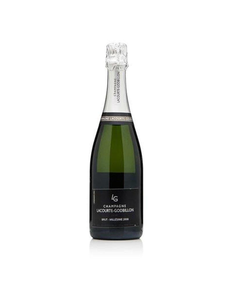 Lacourte-Godbillon, Champagne Champagne Lacourte-Godbillon, Millésime 2008