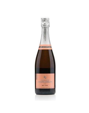 Lacourte-Godbillon, Champagne Champagne Lacourte-Godbillon, Brut Rosé, Premier Cru