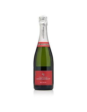Lacourte-Godbillon, Champagne Champagne Lacourte-Godbillon, Brut Nature Magnum