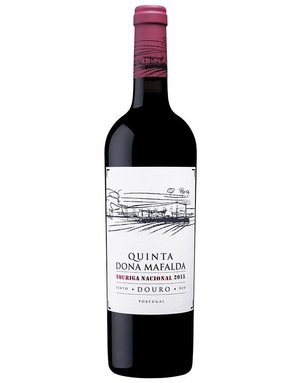 Christies Port Wine  Quinta Dona Mafalda, Touriga Nacional 2015