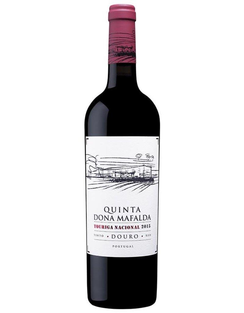 Christies Port Wine  Quinta Dona Mafalda, Touriga Nacional 2015