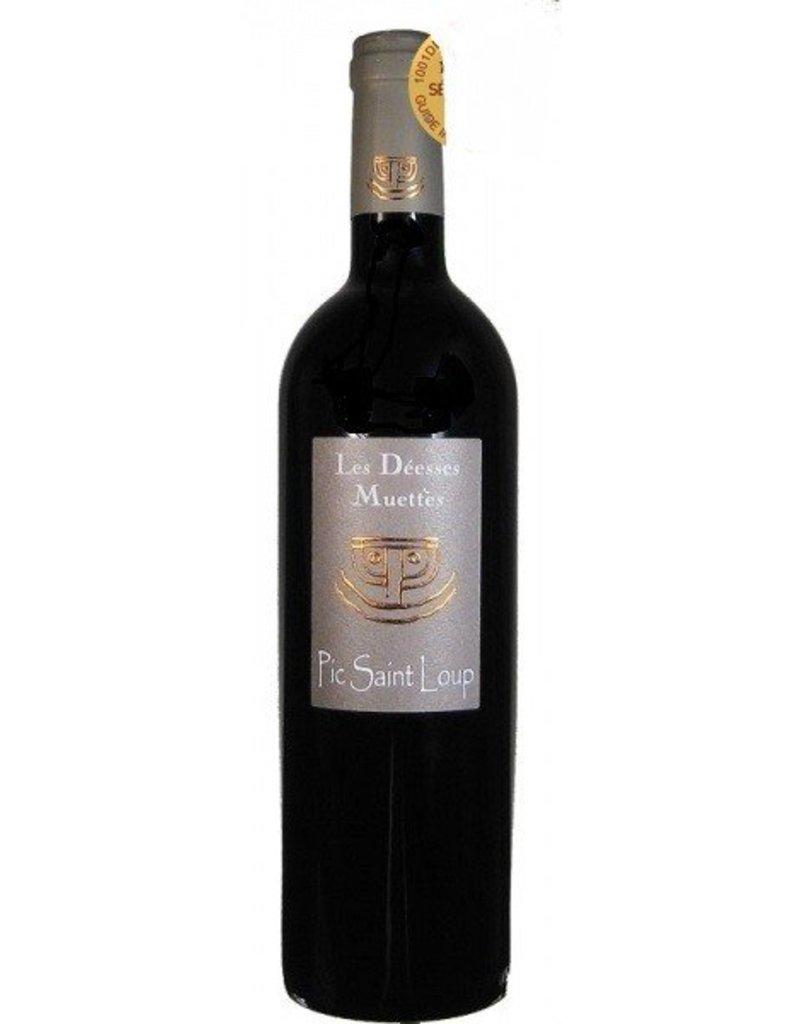 Vignobles des 3 Châteaux, Languedoc Vignobles des 3 Chateaux, Déesses Muettes, Languedoc 2017