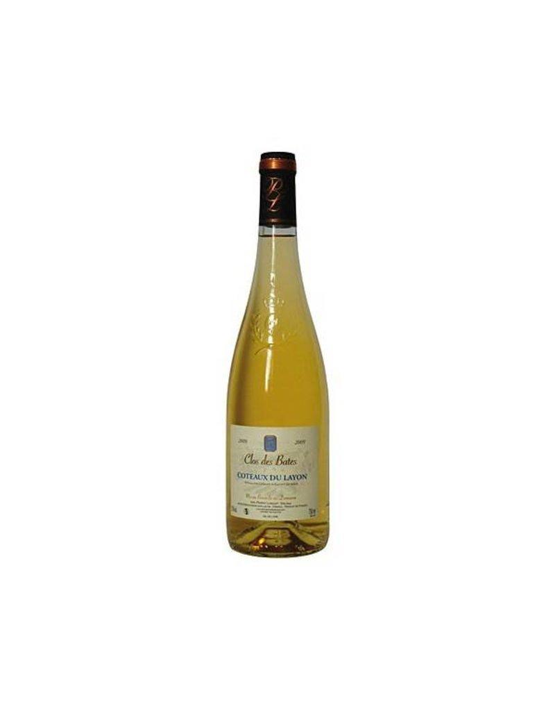 Domaine des Bleuces, Vallée du Layon, Loire Domaine des Bleuces, Coteaux du Layon, Cuveé Bates 2016 halve fles