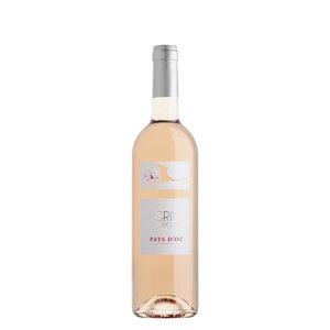 Vignobles des 3 Châteaux, Languedoc Gris D'Ici,, Pays d'Oc Rosé, IGP 2018