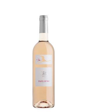 Vignobles des 3 Châteaux, Languedoc Vignobles des 3 Chateaux, Gris D'Ici,  Pays d'Oc Rosé, IGP 2019