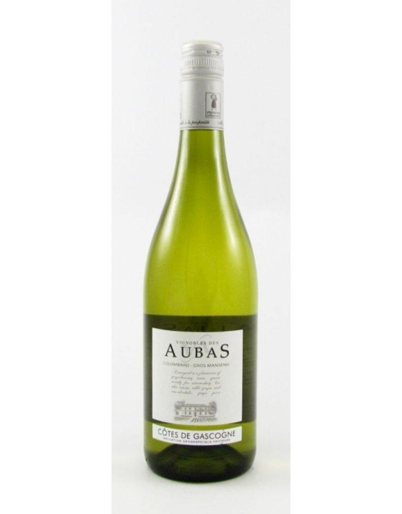 Vignobles des Aubas Vignobles des Aubas, Côtes de Gascogne 2019