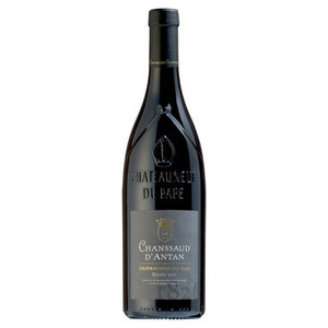 Domaine des Chanssaud  Chateauneuf-du-Pape, Cuvee D 'Antan Vieilles Vignes 2015