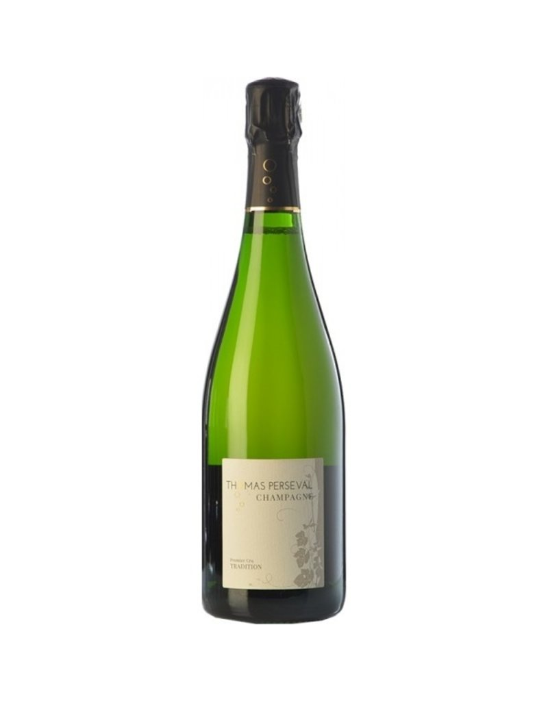 Champagne Thomas Perseval  Champagne Thomas Perseval, Tradition 2013 Extra Brut