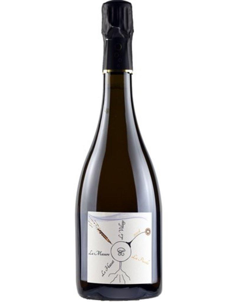 """Champagne Thomas Perseval  Cuvée Parcelaire """"La  Pucelle"""" 2015 Blanc de Noirs Premier Cru Brut Nature"""