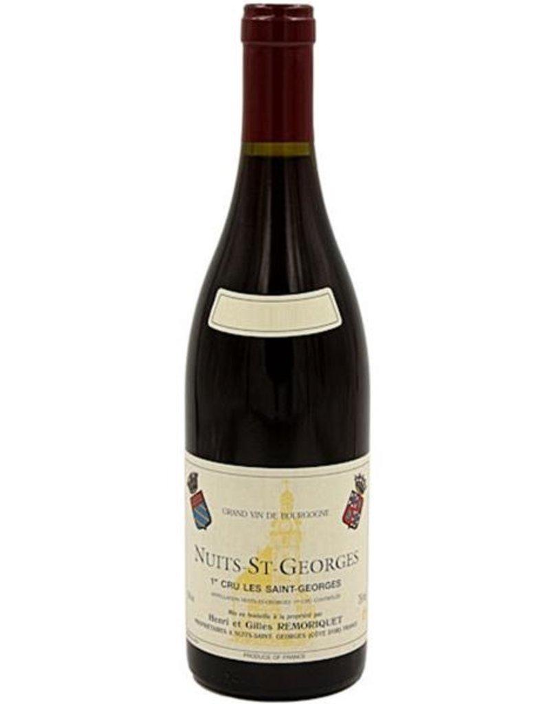 Domaine Remoriquet Domaine Remoriquet, Nuits-St-Georges, 1er Cru Les Saint Georges 2000