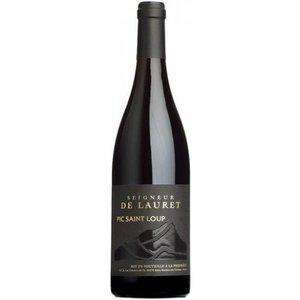 Vignobles des 3 Châteaux, Languedoc Pic-Saint-Loup, Seigneur de Lauret, AOP 2016