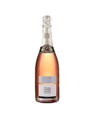 Champagne Varnier Fanniere Champagne Varnier Fanniere, Grand Cru Brut Rosé