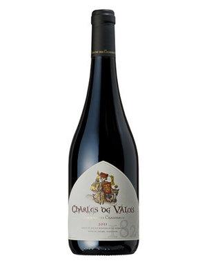 Domaine des Chanssaud  Domaine des Chanssaud, Charles de Valois Cotes du Rhone Vieilles Vignes 2015