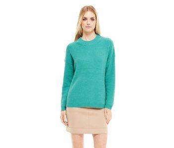 DKNY Ribbed Pullover